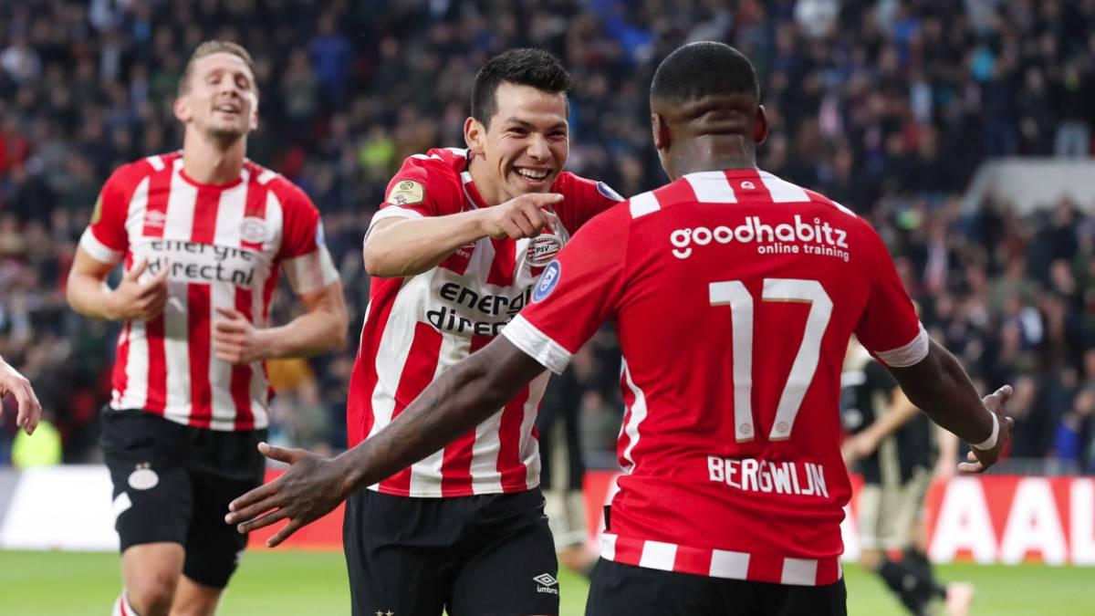 PSV, el dueño de Holanda