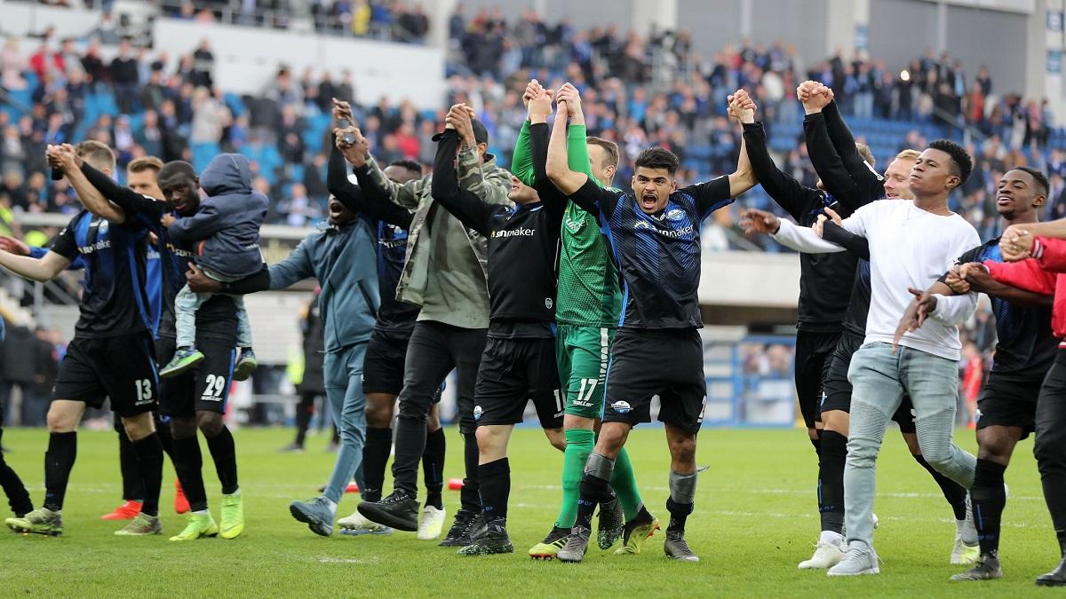 SC Paderborn 07: De nuevo entre los grandes