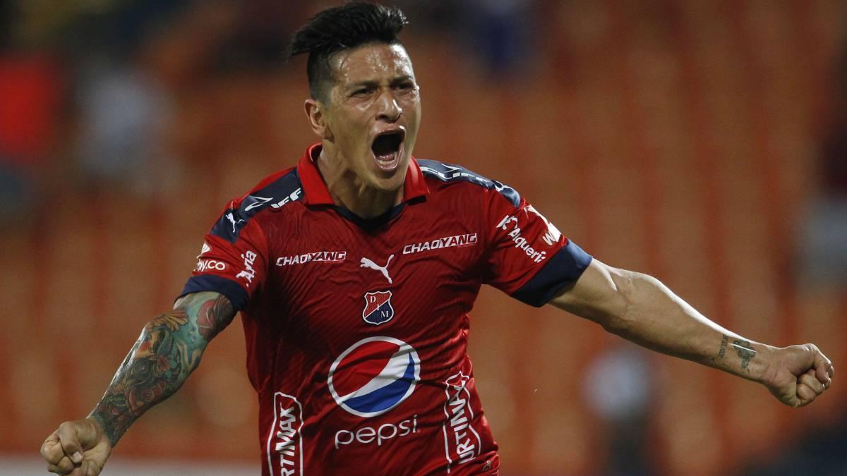 Germán Cano, el goleador argentino que quiere representar a Colombia