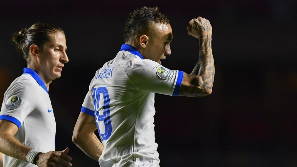Brasil: Conociendo a Everton