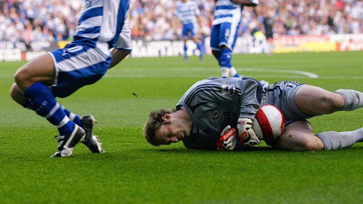 MWU: La lesión de Petr Cech