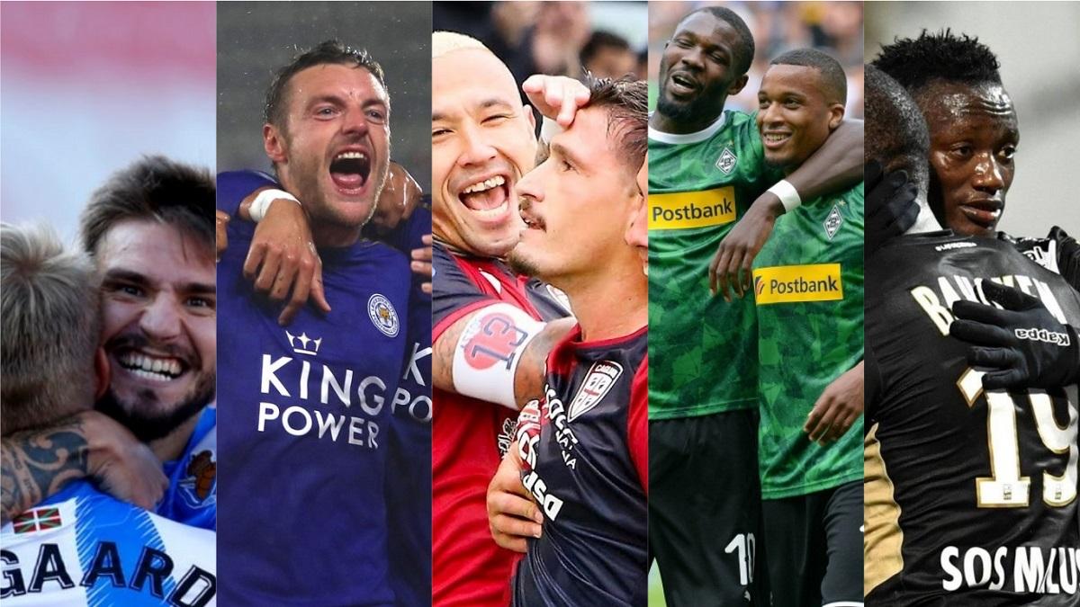 5 equipos que son revelación en Europa