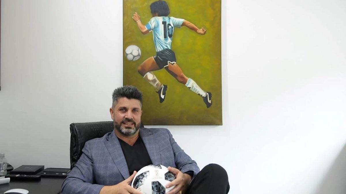 Bragarnik, ¿el dueño del fútbol?