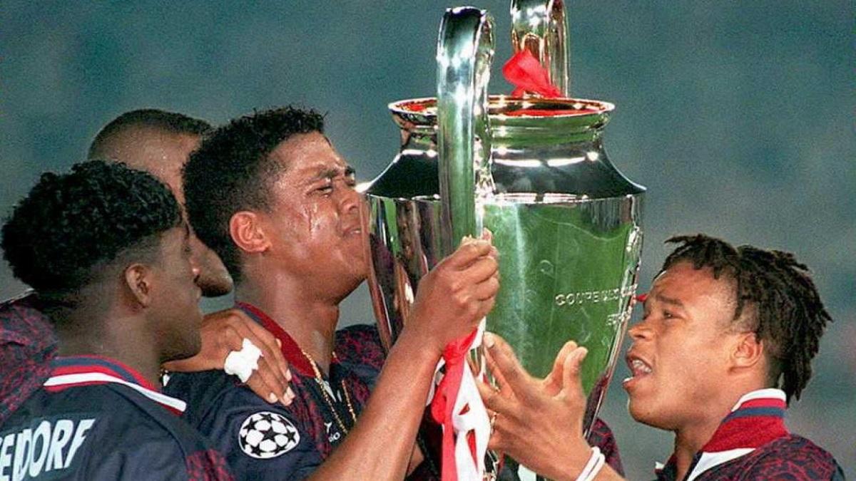 Grandes equipos: Ajax 1994/1995