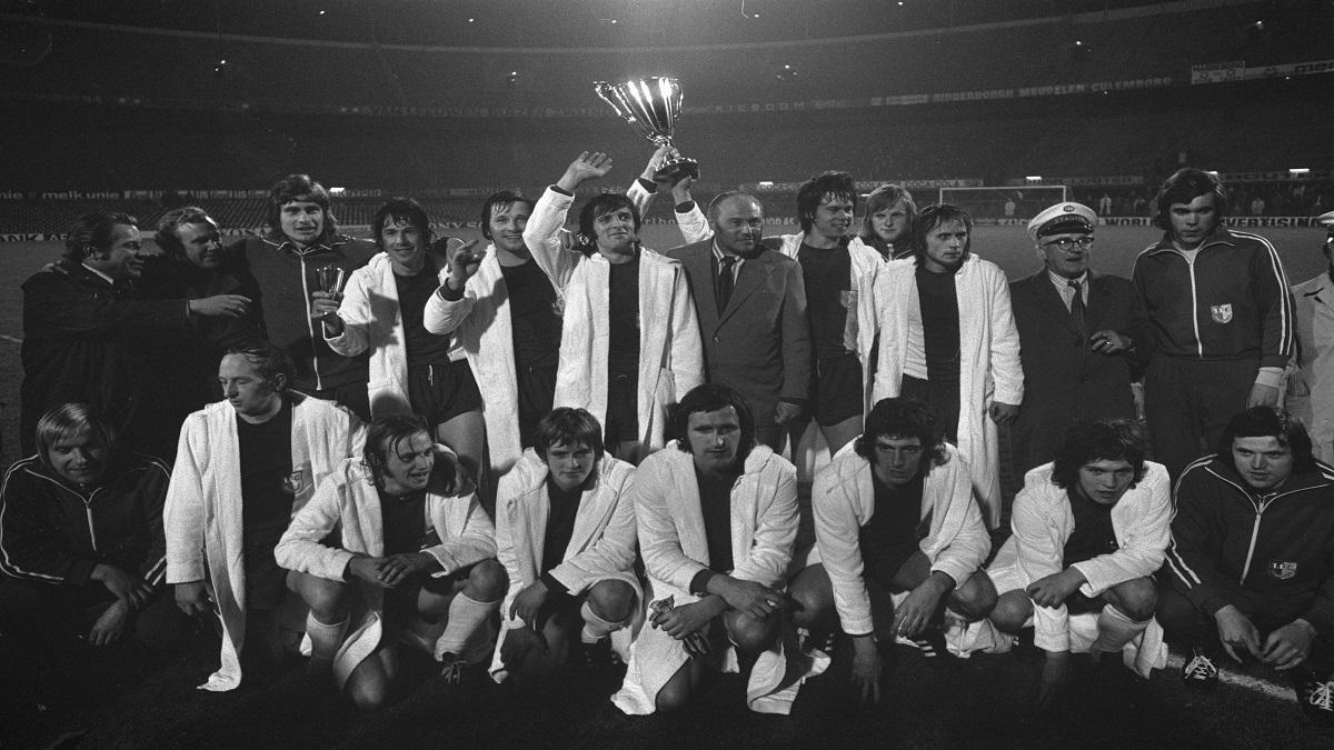 Cup Winners' Cup: Desde el Este