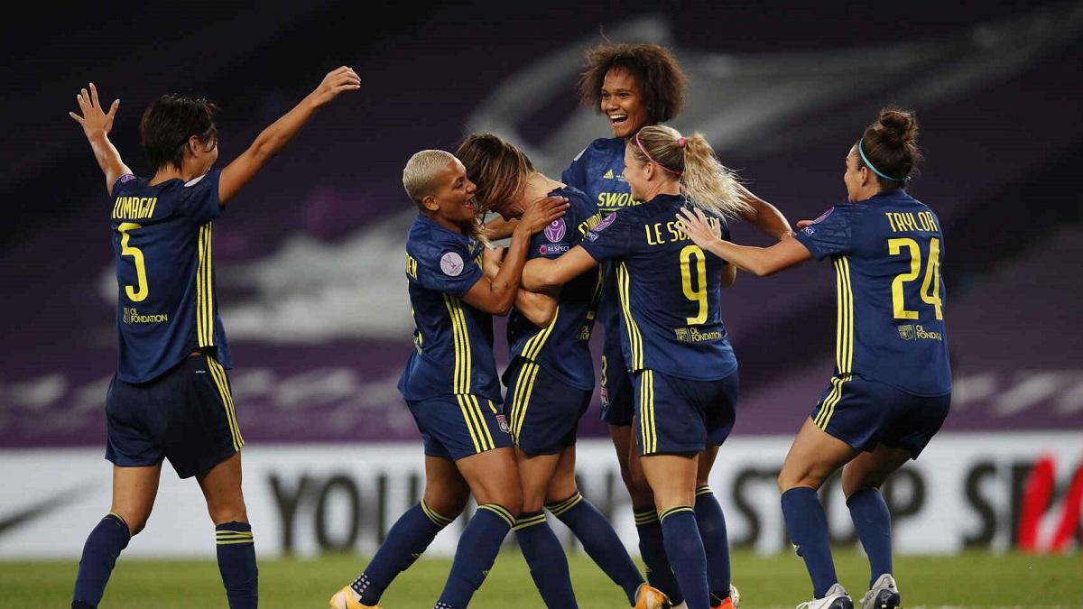 El proyecto del fútbol femenino de Lyon