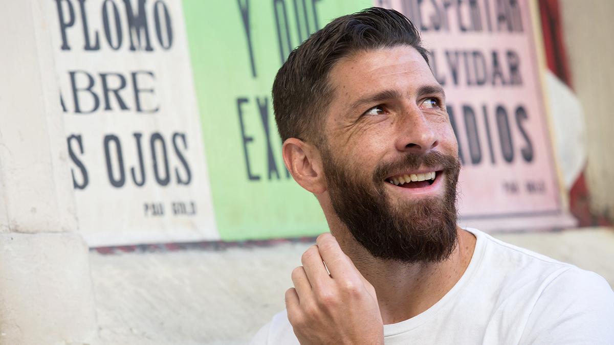 Ignacio Bogino: tirando paredes entre el fútbol y el arte