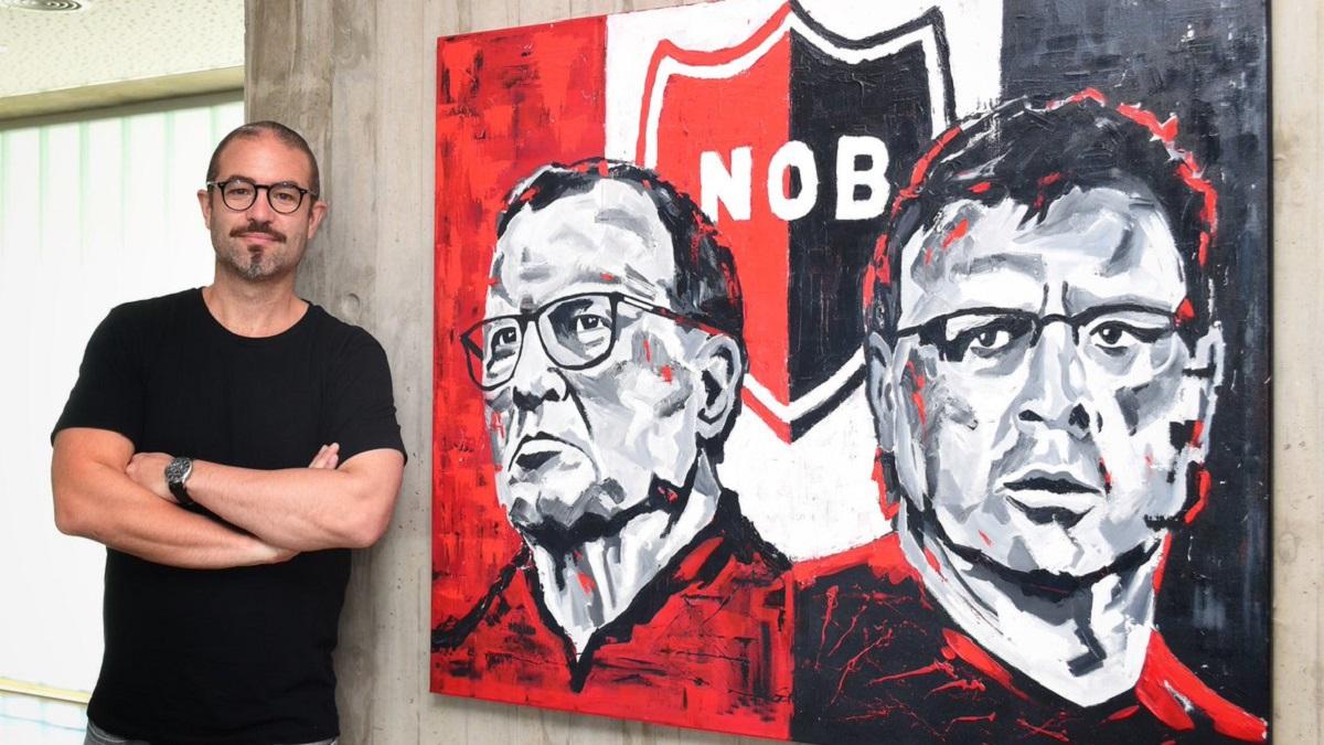 """Matías Fondato: """"El fútbol y el arte tienen muy presente la creatividad"""""""