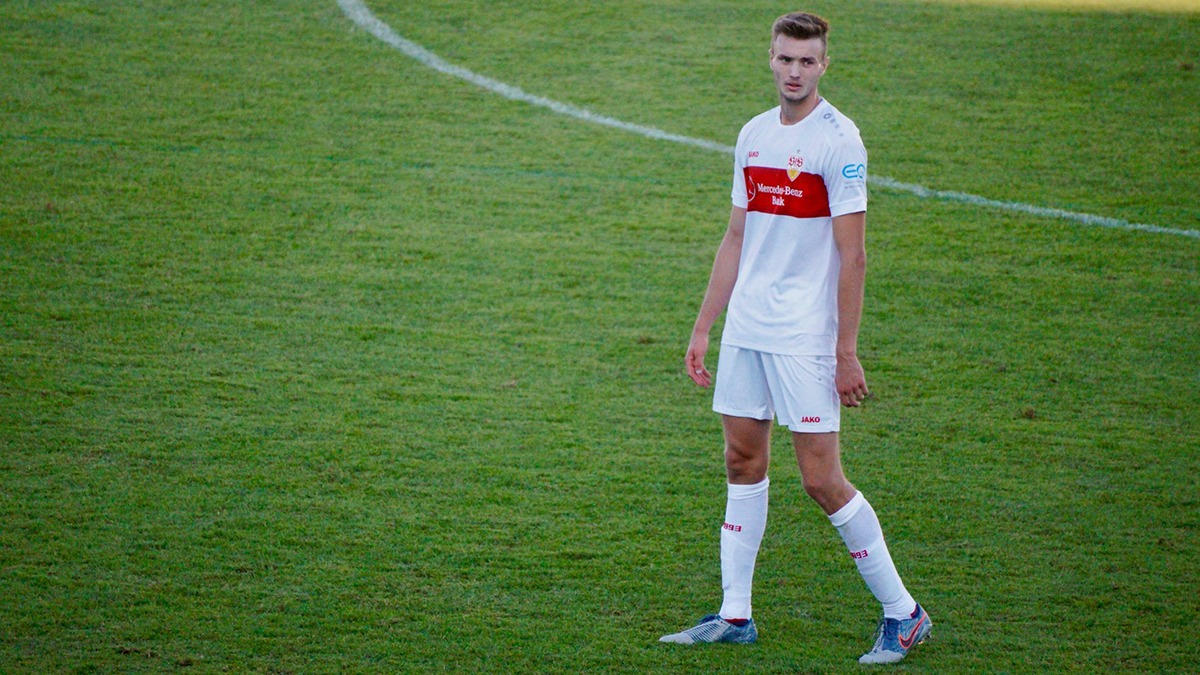 Un goleador con altura
